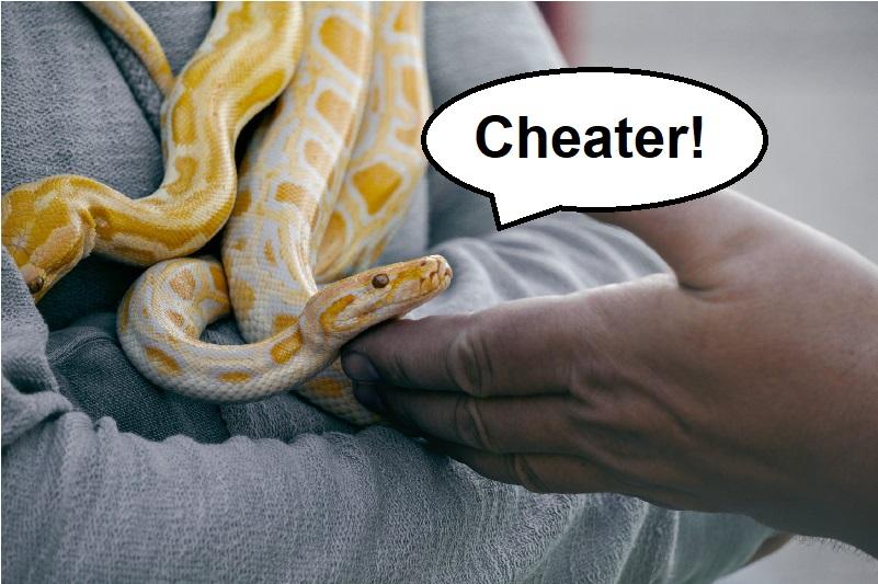 Python Cheat Sheet