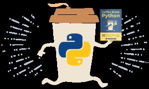 Logo Coffee Break Python Finxter