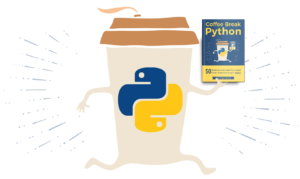 Coffee Break Python Logo