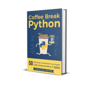 Coffee Break Python Book