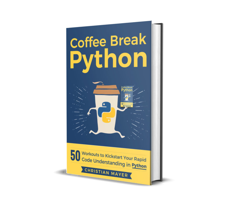Coffee Break Python Book