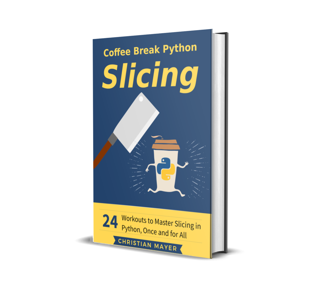 Coffee Break Python Slicing