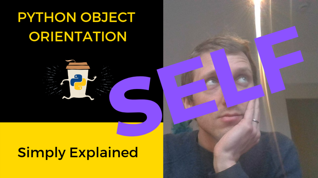 Self in Python Object Orientation