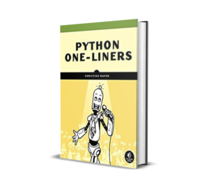 Python One-Liners Book