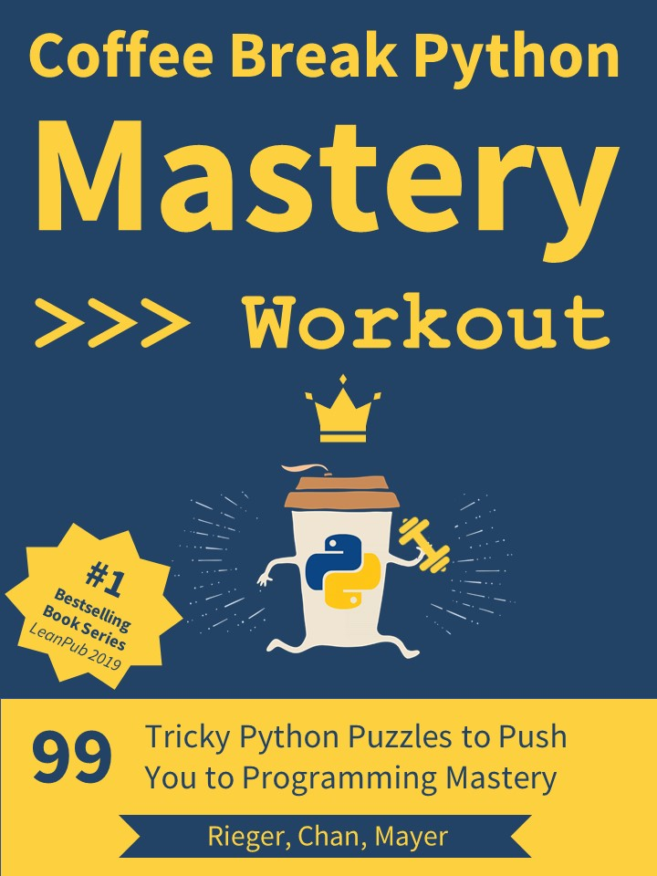 Coffee Break Python Mastery Workout