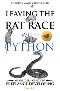 Leaving the Rat Race with Python Book
