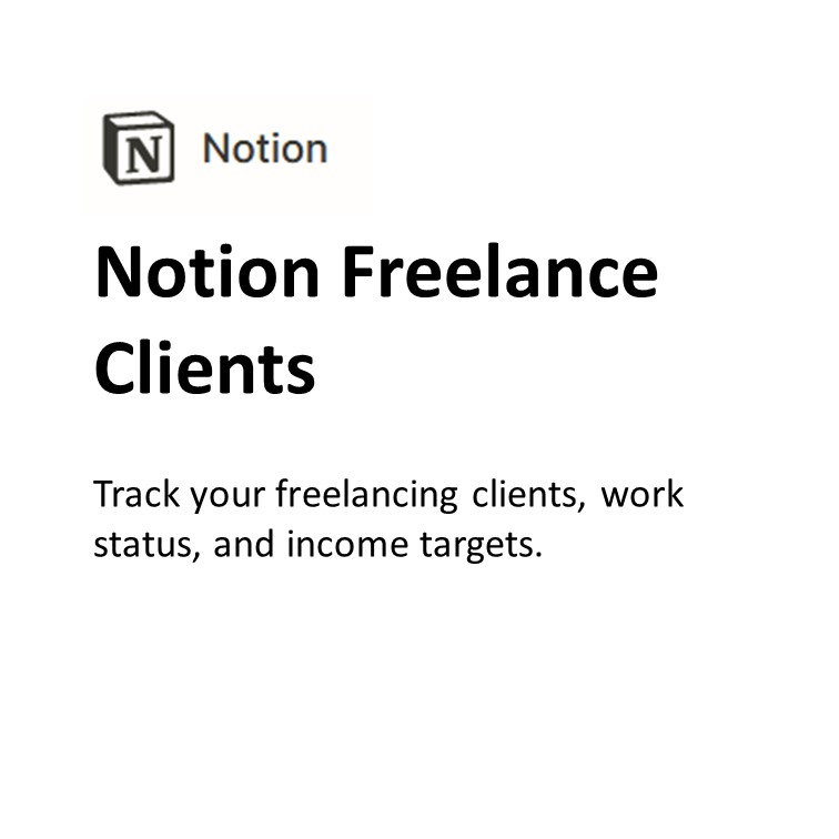 Notion Freelance Clients