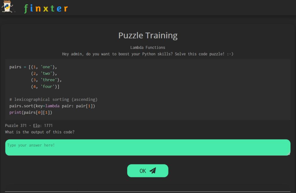Python list sort key puzzle