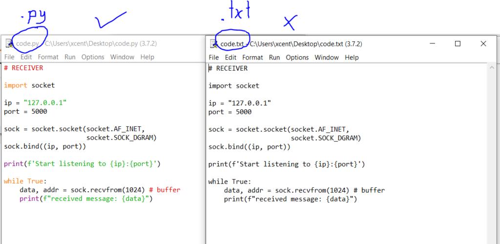Fix IDLE Error: Highlighting not working