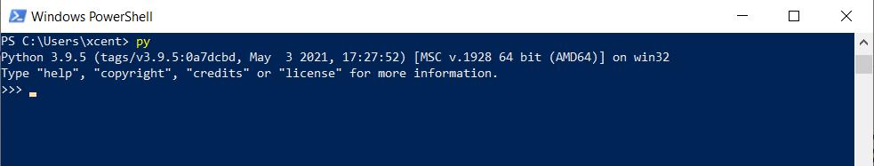 Python Version 64 Bit